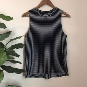 Women's Modern Lux Striped Shirt size Small